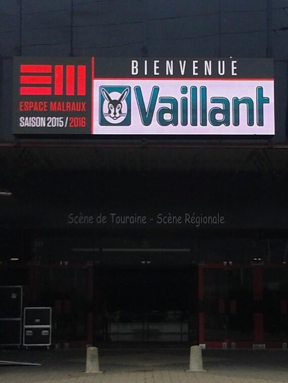Rencontres Vaillant - Tours 24 septembre
