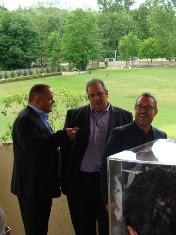 Rencontres Vaillant - Clermont Ferrand 1 juin 2015