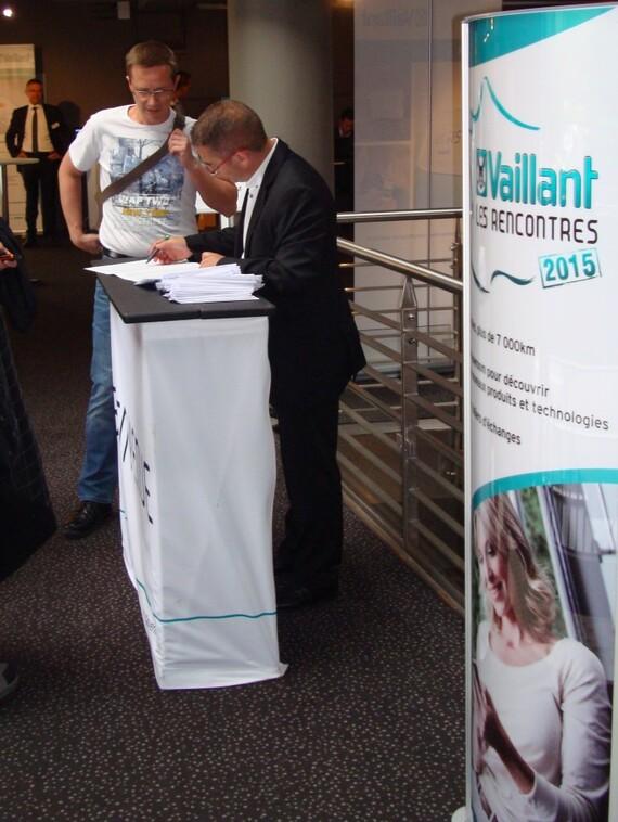 Rencontres Vaillant - Metz 10 juin 2015