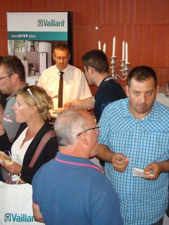 Rencontres Vaillant - Colmar 11 juin 2015