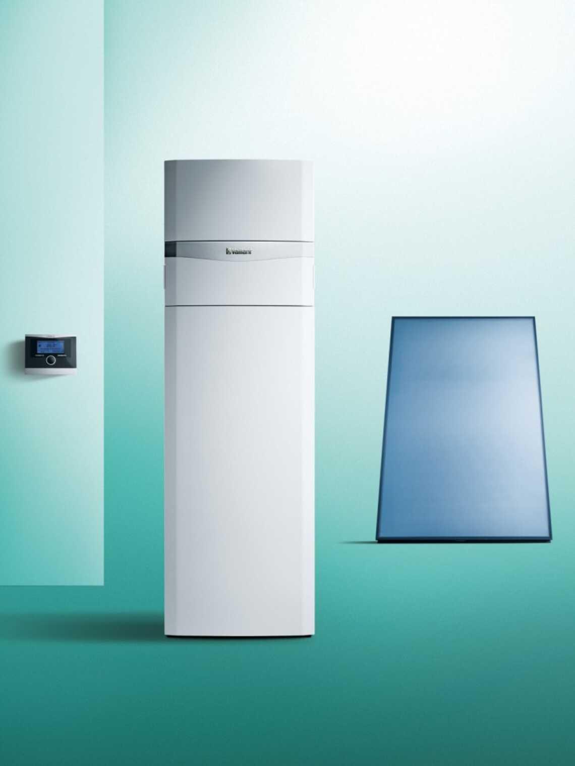 Chaudi re sol gaz condensation avec eau chaude solaire aurocompact - Chaudiere a condensation ou pas ...