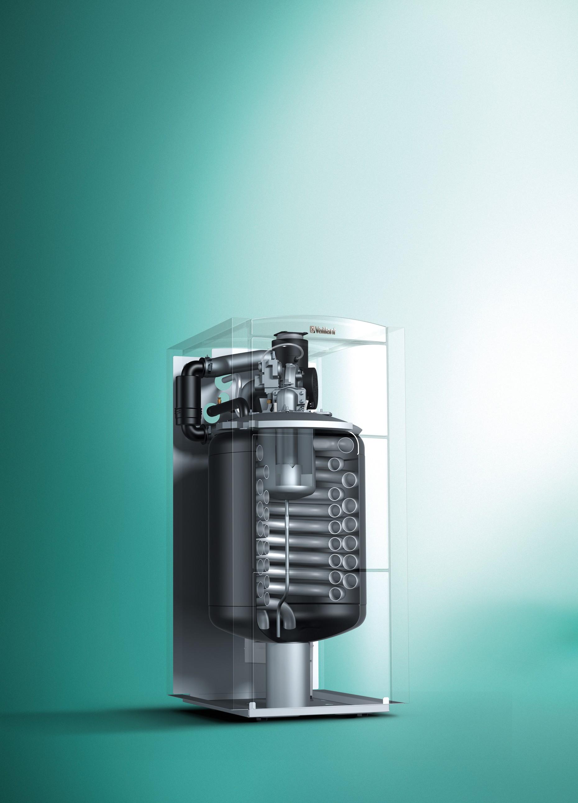 chauffage gaz collectif haut rendement chaudi re condensation ecovit. Black Bedroom Furniture Sets. Home Design Ideas