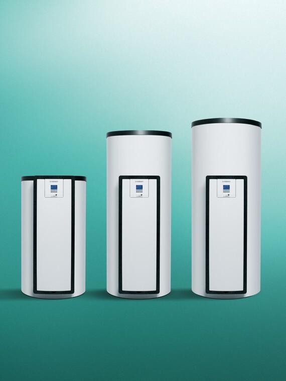 gamme chauffe eau solaire autovidangeable auroSTEP plus