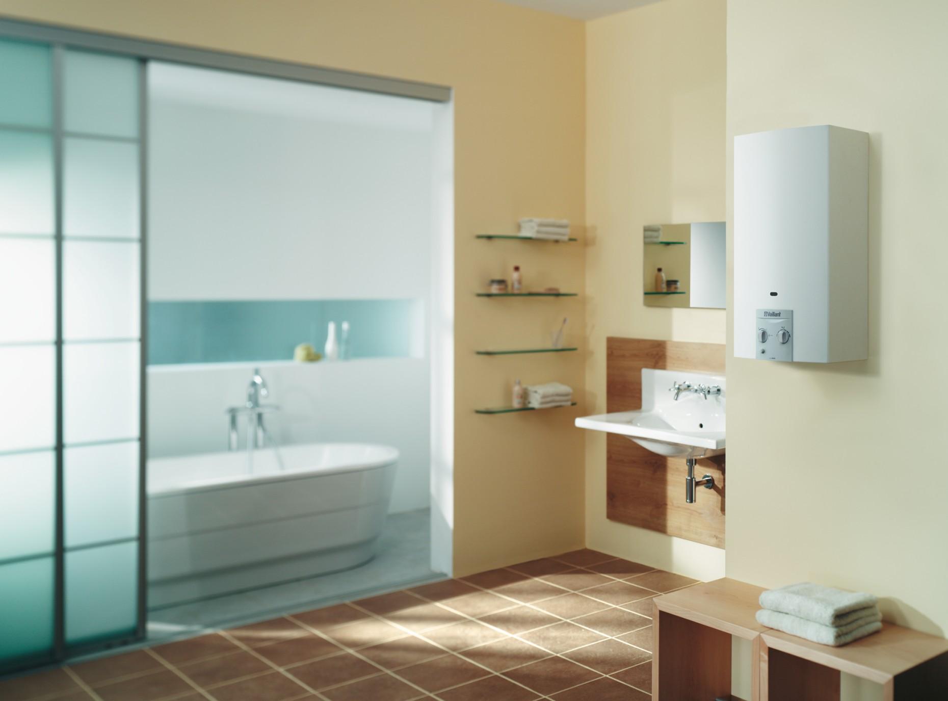 Atmomag 14 chauffe bainss mural gaz compact pour cuisine for Produit hydrofuge salle de bain