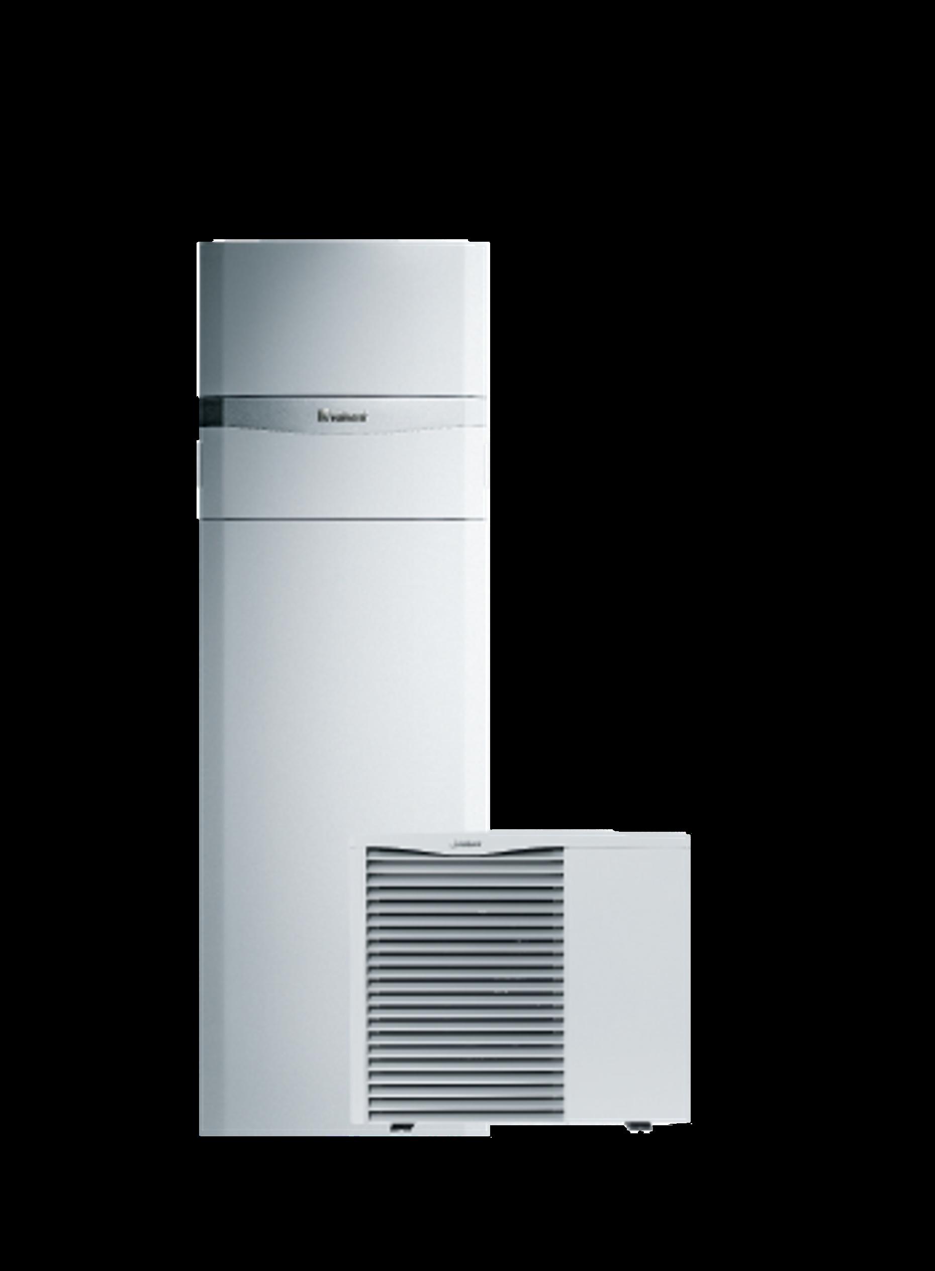 Arotherm unitower pompe chaleur monobloc air eau - Pompe a chaleur monobloc interieur ...