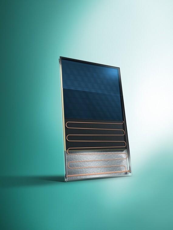 Capteur solaire auroTHERM plus