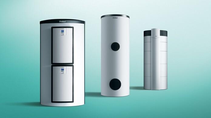 Préparateurs sanitaires Vaillant