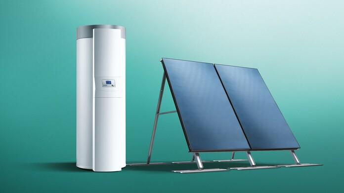 Nos gammes produits Vaillant solaire