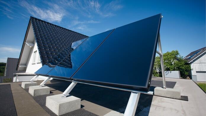 Les systèmes solaires thermiques autovidangeables