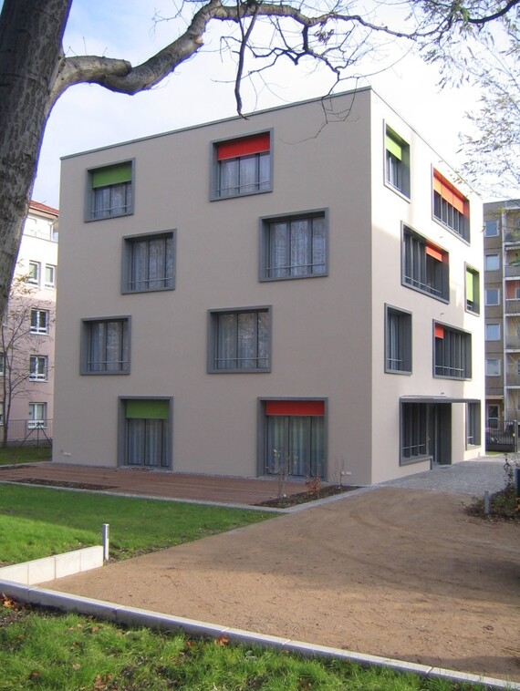 Vue 5 - Maison des parents Kinderhilfe Dresden