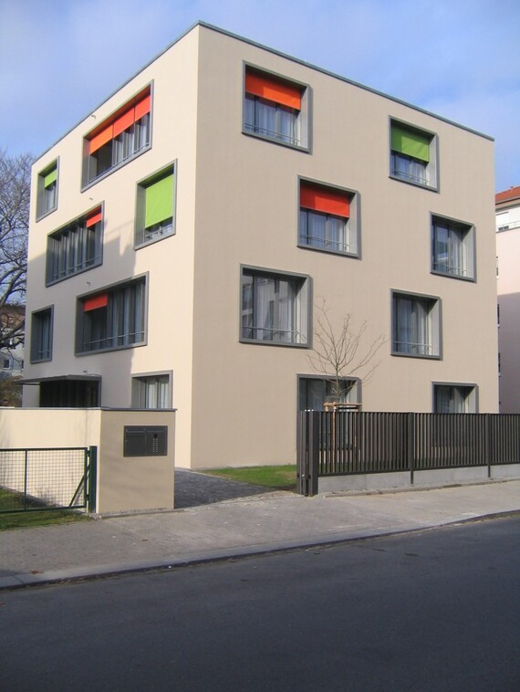 Vue 6 - Maison des parents Kinderhilfe Dresden